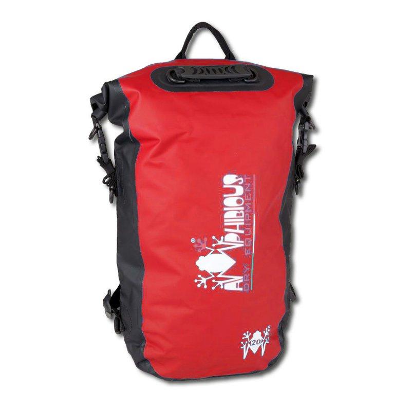 Τσάντα πλάτης Amphibius Kikker 20Lt κόκκινη Amphibious - Stelpet.gr 37efe6b3690