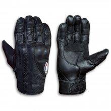Δερμάτινα γάντια μηχανής μαύρα Shiro Pista SH-06 8dab34f22f3