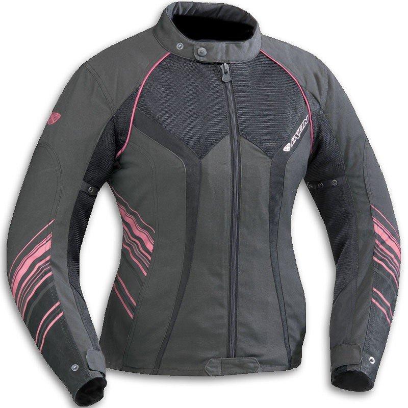 Χειμερινό μπουφάν μηχανής γυναικείο Ανθρακί   Ροζ Ixon Dahlia ... 58b0e43b944