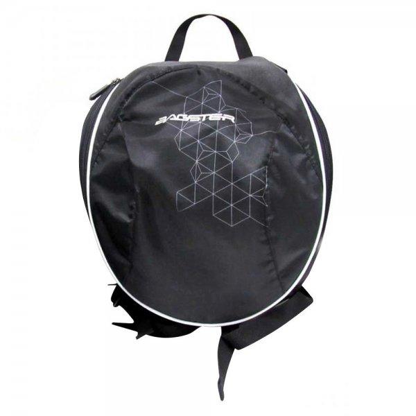 Τσάντα κράνους Bagster Pix helmet XSD148 μαύρη - Stelpet.gr 2e354003bcc