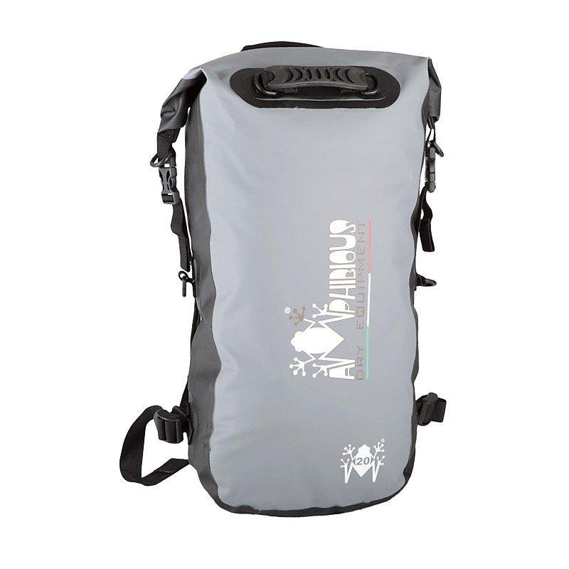 Τσάντα πλάτης Amphibious Kikker 20Lt γκρι - Stelpet.gr eb61d70efa1