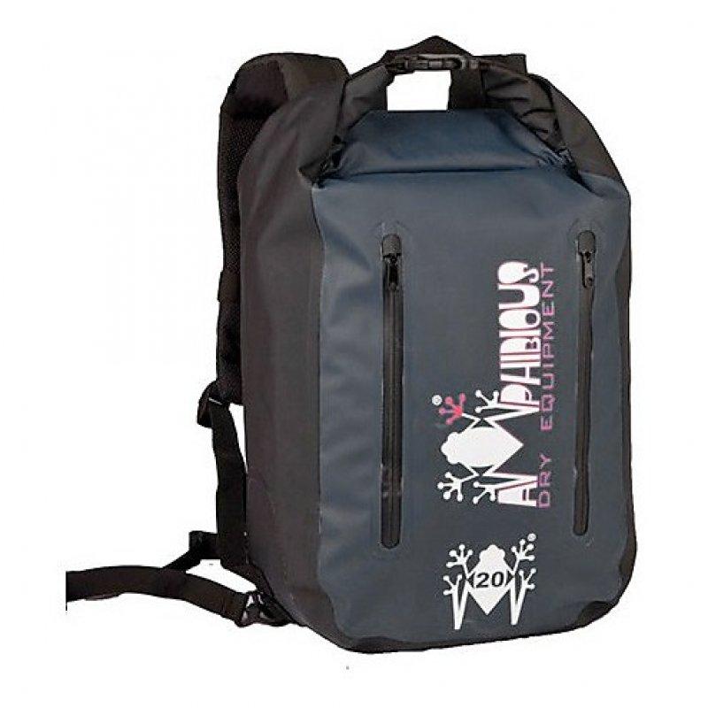 Τσάντα πλάτης Amphibious COFS 20lt μαύρη - Stelpet.gr c1c33b5428e