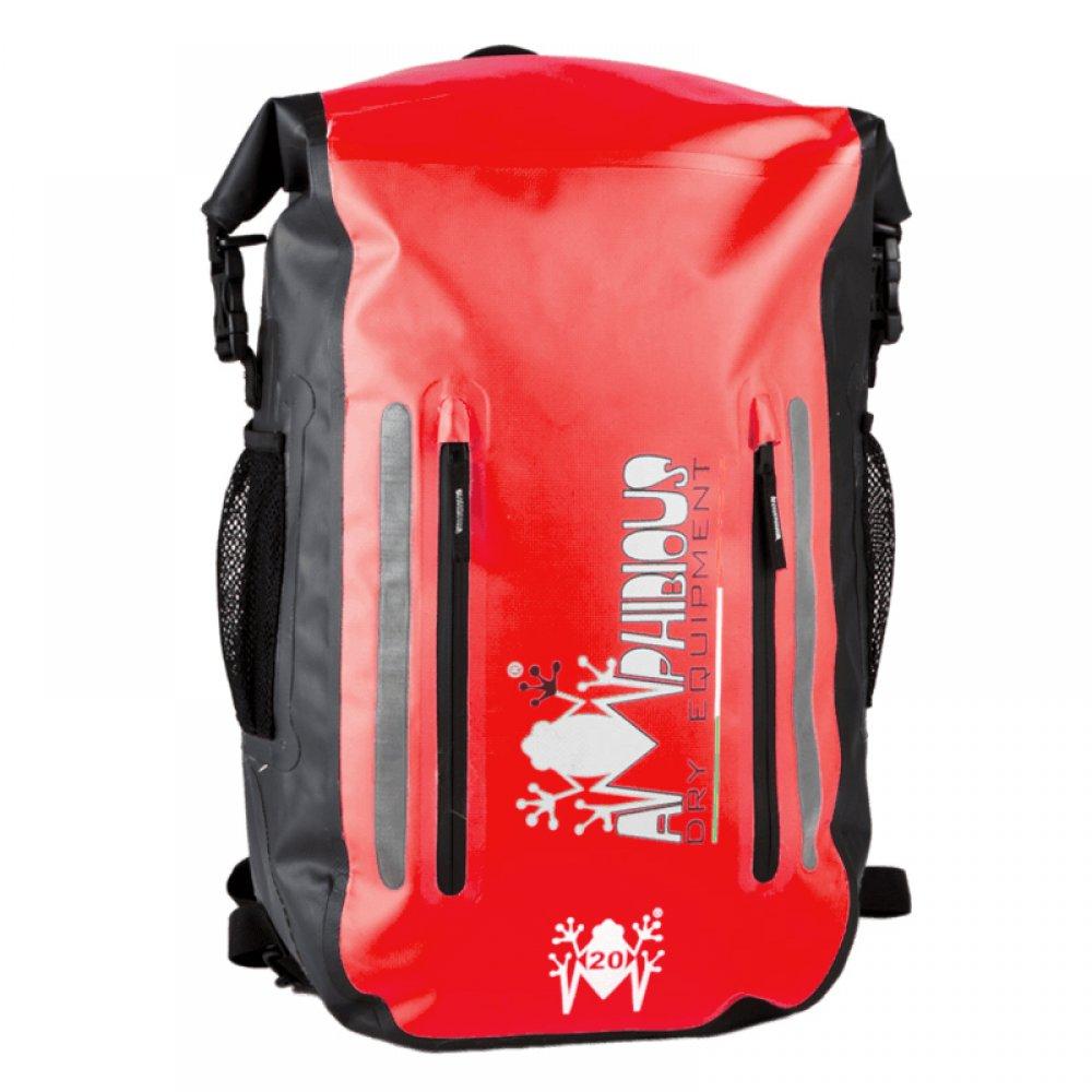 Τσάντα πλάτης Amphibious COFS 20lt κόκκινη - Stelpet.gr 24d37dd3372
