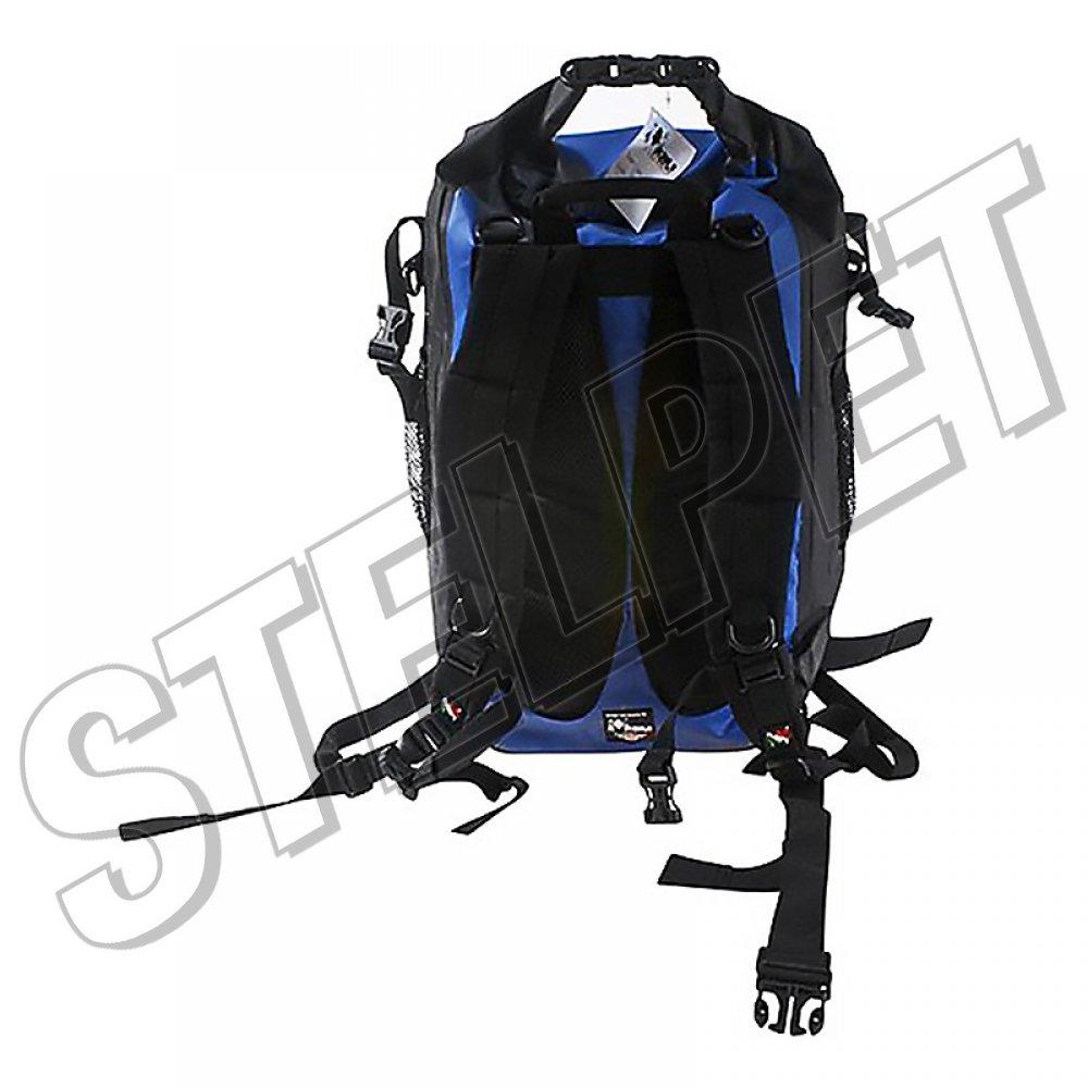 Τσάντα πλάτης Amphibious COFS 20lt clear μπλε - Stelpet.gr 488f75dbb92