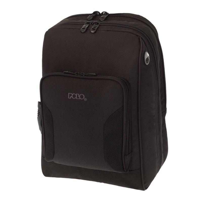 37e51047b5 Τσάντα πλάτης Polo Laptop 901069-02-00 - Stelpet.gr