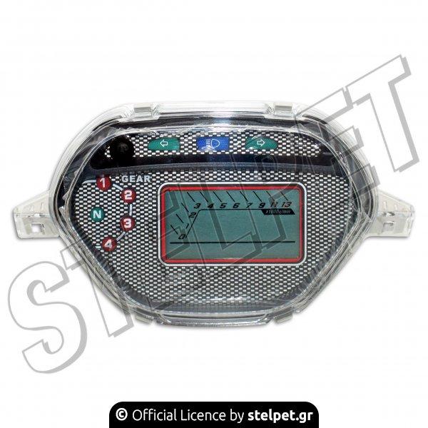 U039a U03bf U03bd U03c4 U03ad U03c1  U03c8 U03b7 U03c6 U03b9 U03b1 U03ba U03cc Honda Supra 100 Carbon Hyper-x