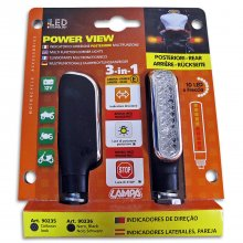 Φλας πίσω ζευγάρι universal 12V led SMD power view Lampa