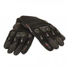 Γάντια μηχανής δερμάτινα Five SF3 Κόκκινα-Μαύρα - Stelpet.gr 98d7e8c61f0
