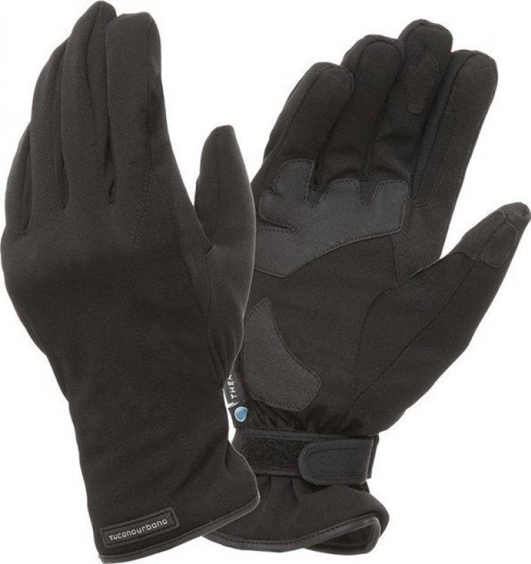 Γάντια μηχανής Ginko Winter Touch 906DU Μαύρα Tucanourbano - Stelpet.gr bd8c1dc5913