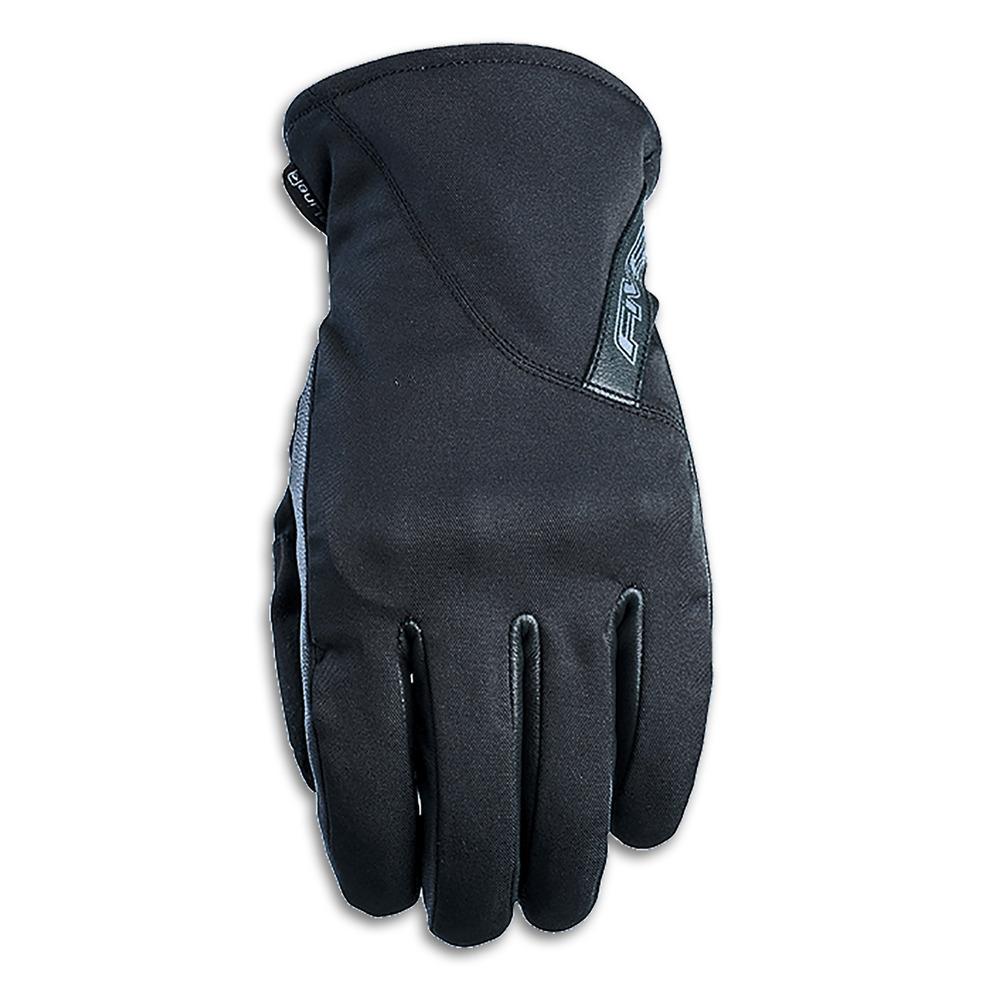 Γάντια μηχανής Five Milano WP μαύρα - Stelpet.gr e24740d397b